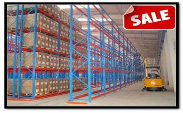 Heavy Duty Racks Manufacturers in Delhi