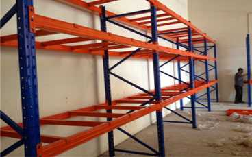 Heavy Duty Pallet Rack Manufacturers in India