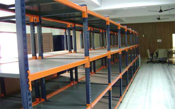 Slotted Angle Rack Manufacturers